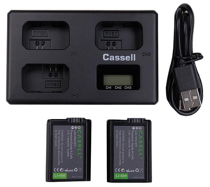 Casell Battery FW50