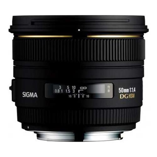 Sigma 50mm F14 EX DG HSM 1