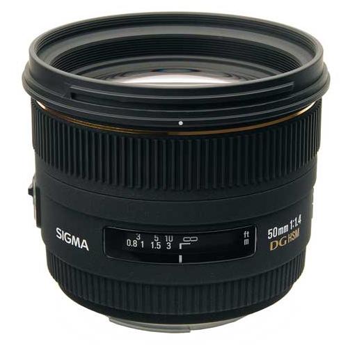 Sigma 50mm F14 EX DG HSM 2
