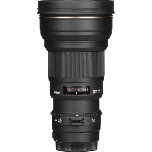 Sigma APO 300mm f28 EX DG HSM Lens 5