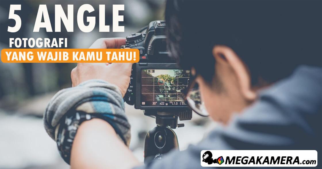 5 Tips & Tricks Angle Fotografi Biar Fotomu Makin Kece!