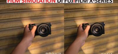 film simulation