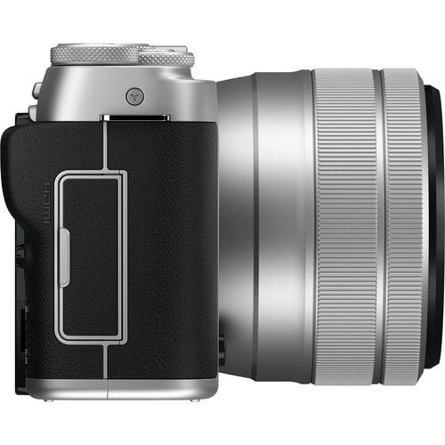 Fujifilm X-A7 Mirrorless Digital Camera Kit 15-45mm Lens 5