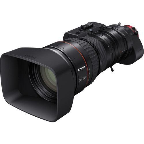 Canon CINE SERVO 50 1000mm T50 89 with EF Mount 1