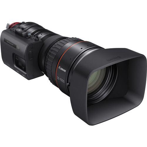 Canon CINE SERVO 50 1000mm T50 89 with EF Mount 2