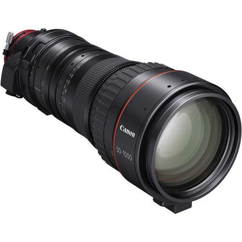 Canon CINE SERVO 50 1000mm T50 89 with EF Mount 3