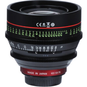 Canon CN E 85mm T13 L F Cine Lens 2