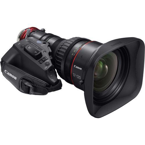 Canon CN E7x17 KAS S Cine Servo 17 120mm T295 1