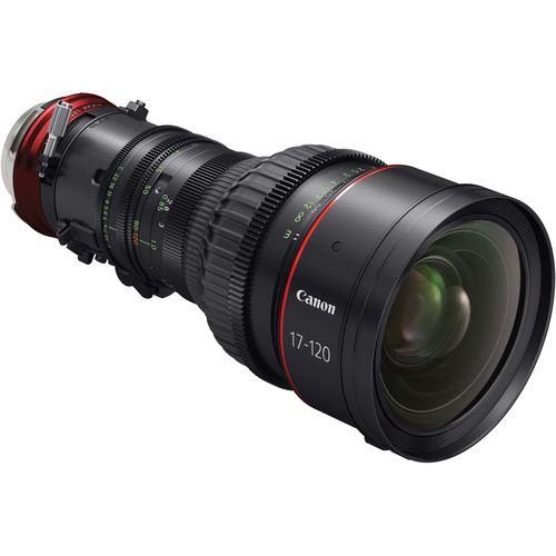 Canon CN E7x17 KAS S Cine Servo 17 120mm T295 3