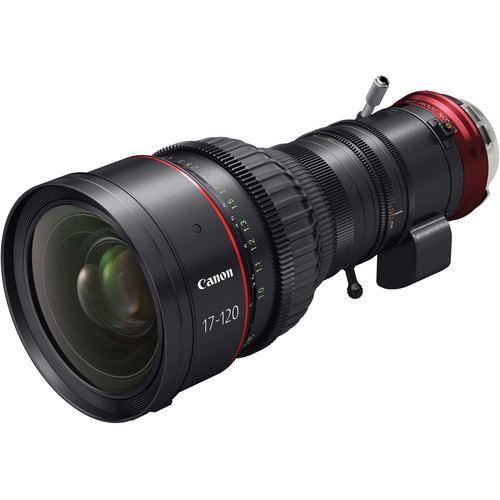 Canon CN E7x17 KAS S Cine Servo 17 120mm T295 4