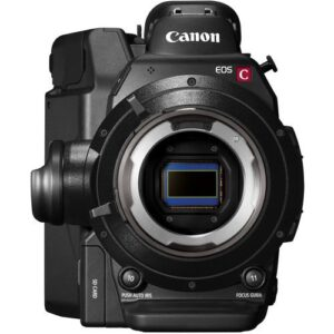 Canon Cinema EOS C300 Mark II Camcorder Body PL Lens Mount 2