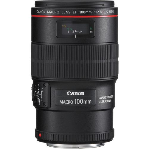 Canon EF 100mm f28L Macro IS USM Lens 2
