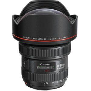 Canon EF 11 24mm f4L USM Lens 1