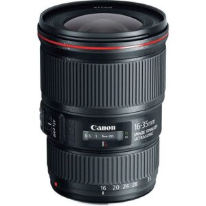 Canon EF 16 35mm f4L IS USM Lens 1