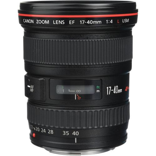 Canon EF 17 40mm f4L USM Lens 2