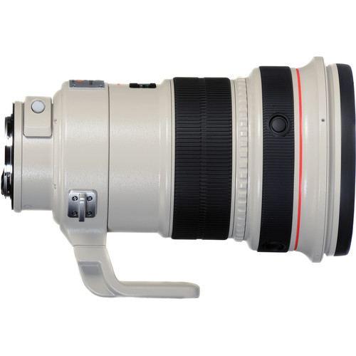 Canon EF 200mm f2L IS USM Lens 4