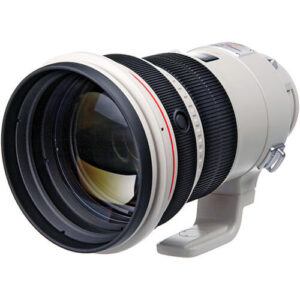 Canon EF 200mm f2L IS USM Lens 6
