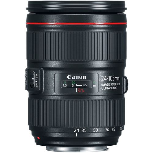 Canon EF 24 105mm f4L IS II USM Lens 2