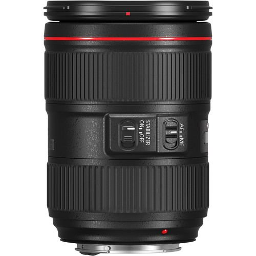 Canon EF 24 105mm f4L IS II USM Lens 3