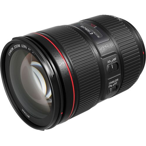 Canon EF 24 105mm f4L IS II USM Lens 4