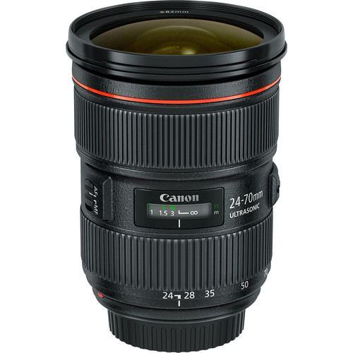 Canon EF 24 70mm f28L II USM Lens 1