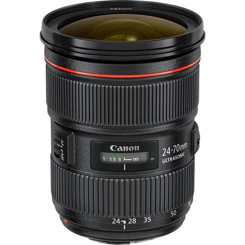 Canon EF 24 70mm f28L II USM Lens 2