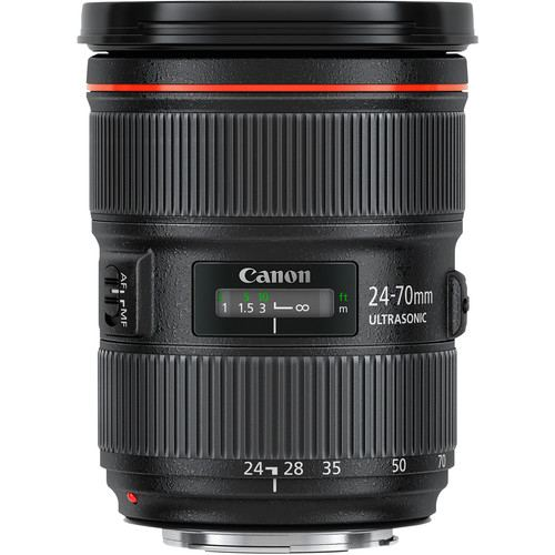 Canon EF 24 70mm f28L II USM Lens 3