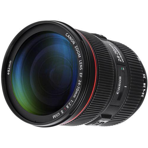 Canon EF 24 70mm f28L II USM Lens 4