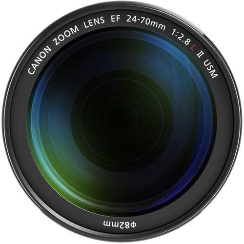 Canon EF 24 70mm f28L II USM Lens 5