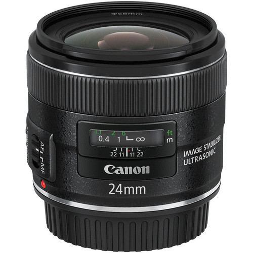 Canon EF 24mm f28 IS USM Lens 1