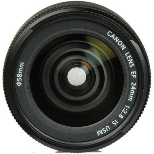 Canon EF 24mm f28 IS USM Lens 2