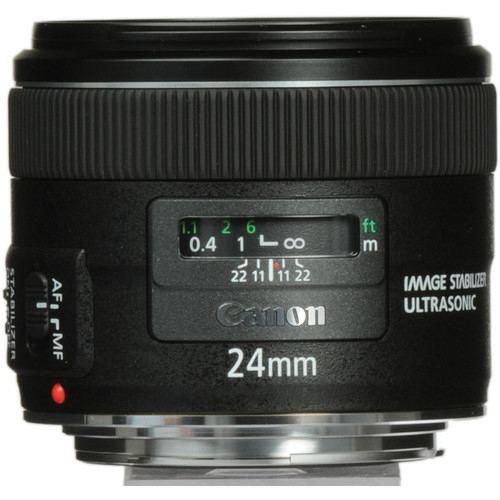 Canon EF 24mm f28 IS USM Lens 3