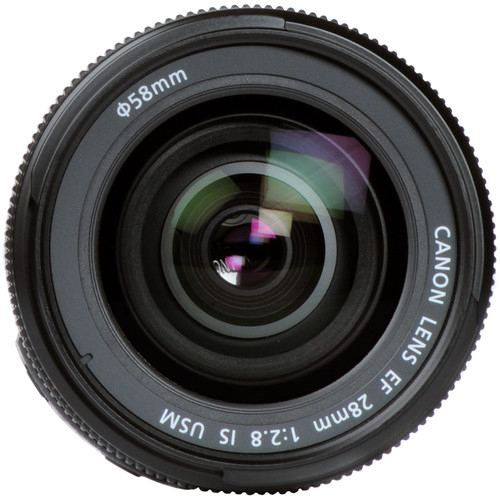 Canon EF 28mm f28 IS USM Lens 4