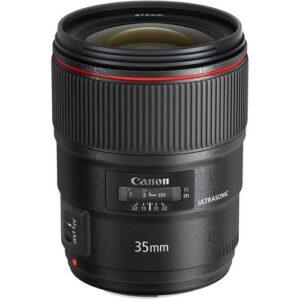 Canon EF 35mm f14L II USM Lens 1