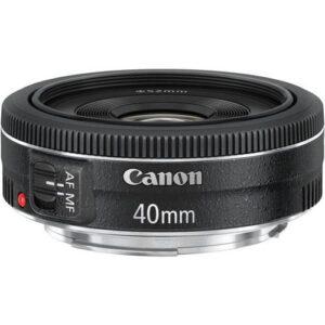 Canon EF 40mm f28 STM Lens 1