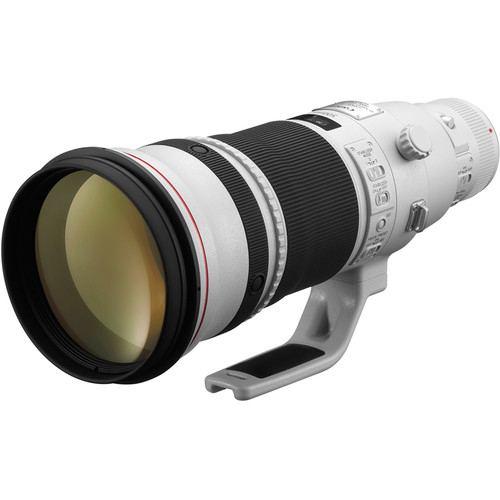 Canon EF 500mm f4L IS II USM Lens 2
