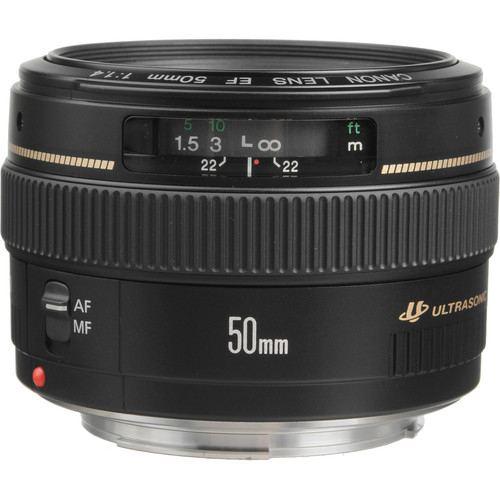 Canon EF 50mm f14 USM Lens 1