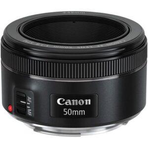 Canon EF 50mm f18 STM Lens 1