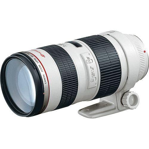 Canon EF 70 200mm f28L USM Lens 1