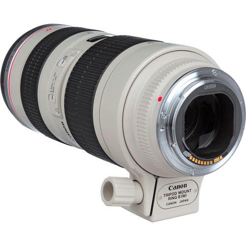 Canon EF 70 200mm f28L USM Lens 2