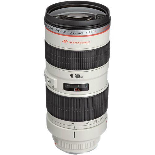 Canon EF 70 200mm f28L USM Lens 3