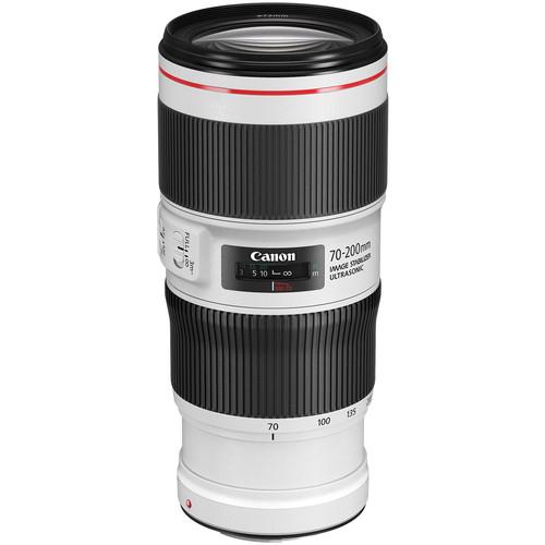Canon EF 70 200mm f4L IS II USM Lens 1