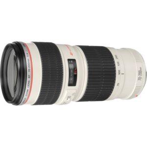 Canon EF 70 200mm f4L USM Lens 1