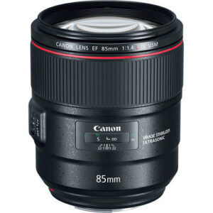 Canon EF 85mm f14L IS USM Lens 1
