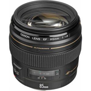 Canon EF 85mm f18 USM Lens 1