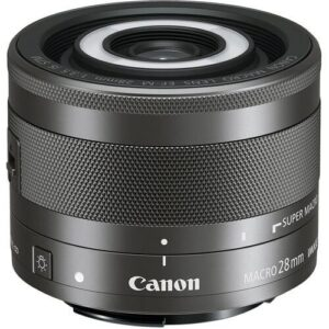 Canon EF M 28mm f35 Macro IS STM Lens 1