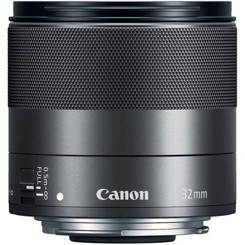 Canon EF M 32mm f14 STM Lens 2