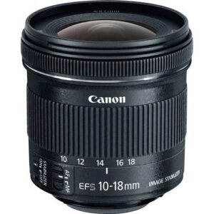 Canon EF S 10 18mm f45 56 IS STM Lens 1
