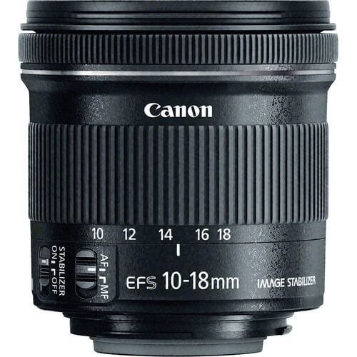 Canon EF S 10 18mm f45 56 IS STM Lens 2