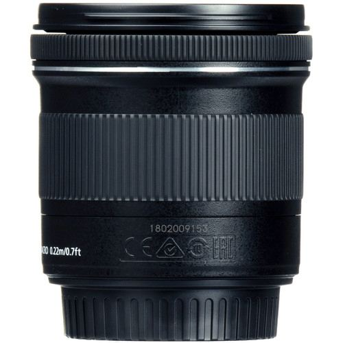 Canon EF S 10 18mm f45 56 IS STM Lens 3